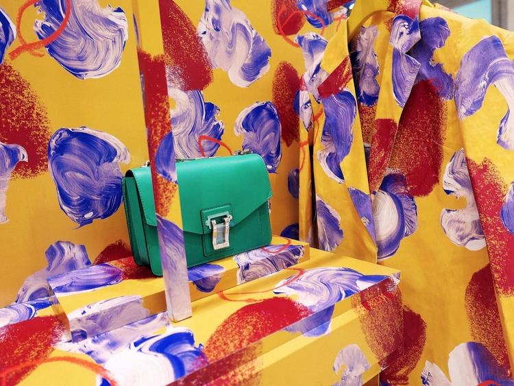 Colorful Patterns - ShinsegaeDepartmentstore - eunjeongyoo | ello