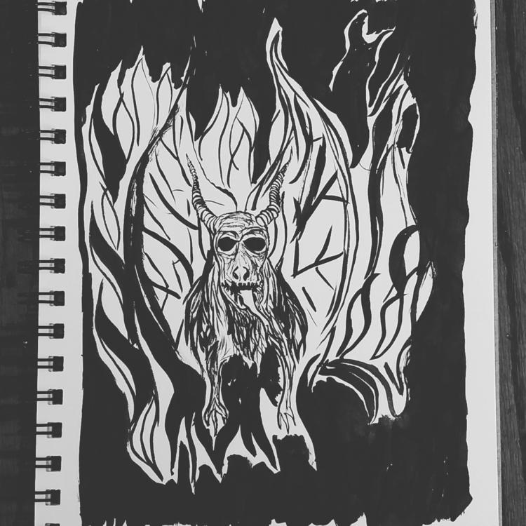Custom Day 20 - lewisduo, horror - jeremiahlewis | ello