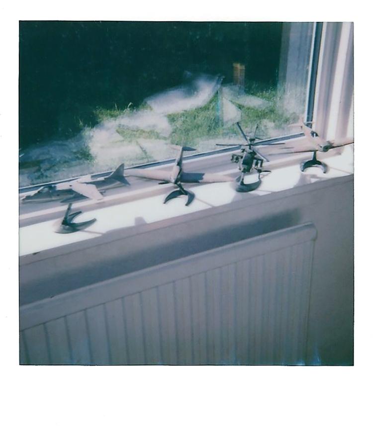 Polaroid Saskia Takens-Milne 20 - saskiatakensmilne | ello