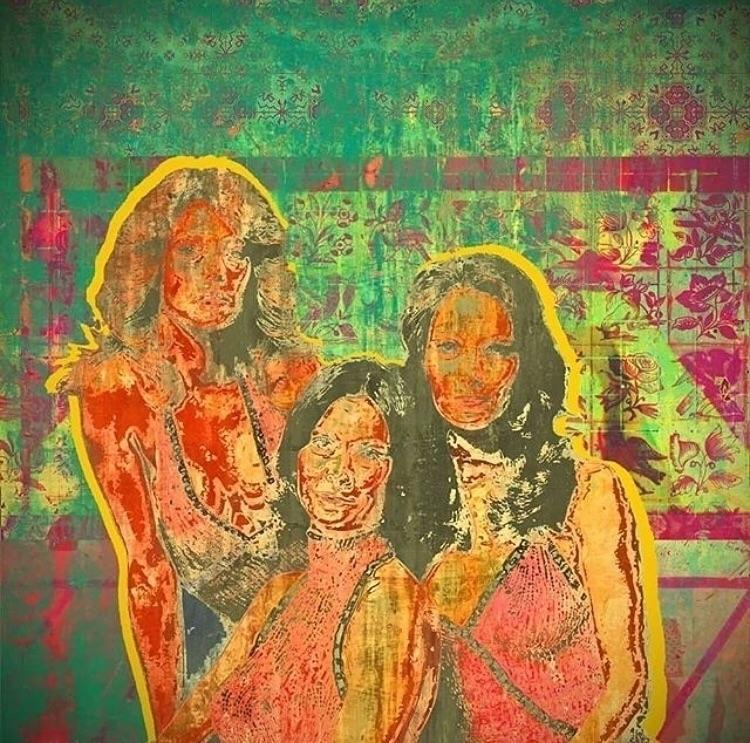 Reposting - artoftheday, artwork - bitfactory | ello