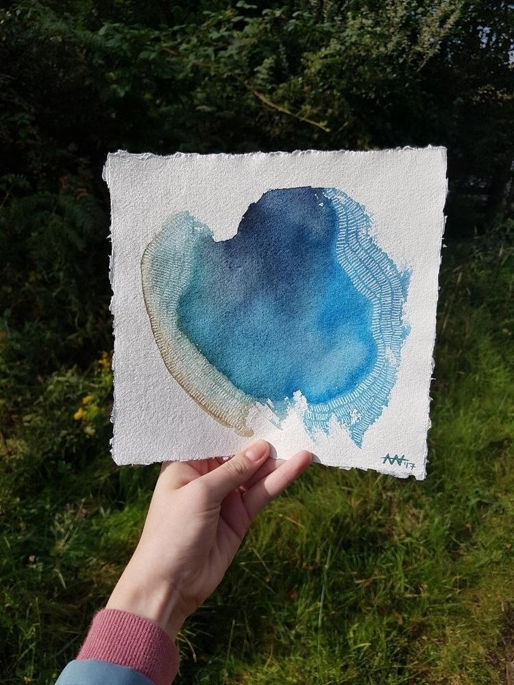 abstractart, highlands - nicbhatair | ello