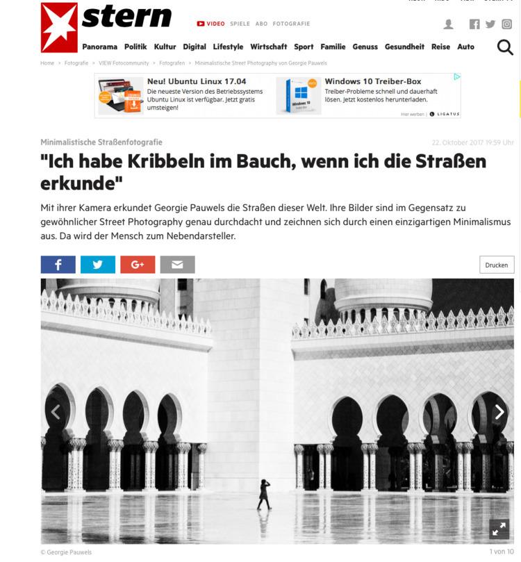 Great, biggest magazines German - georgie_pauwels | ello
