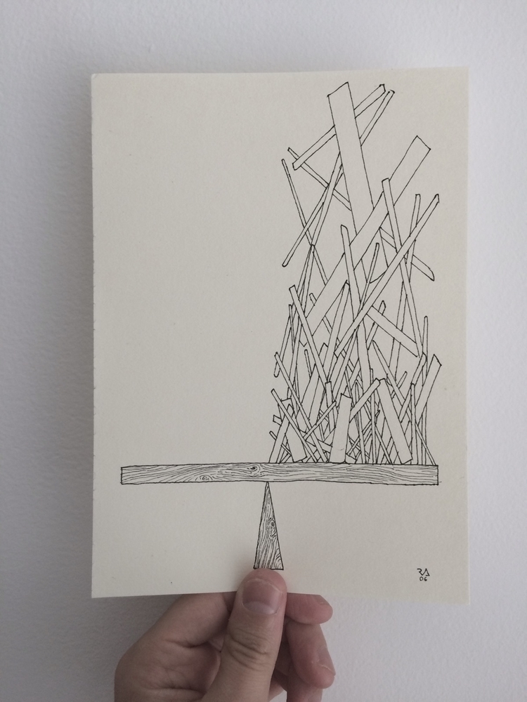 Composition Pen recycled paper  - ricardo_acosta | ello