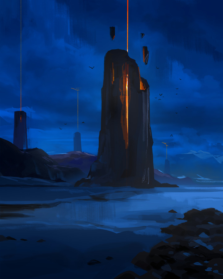 Lighthouses lost littoral - cosimo | ello