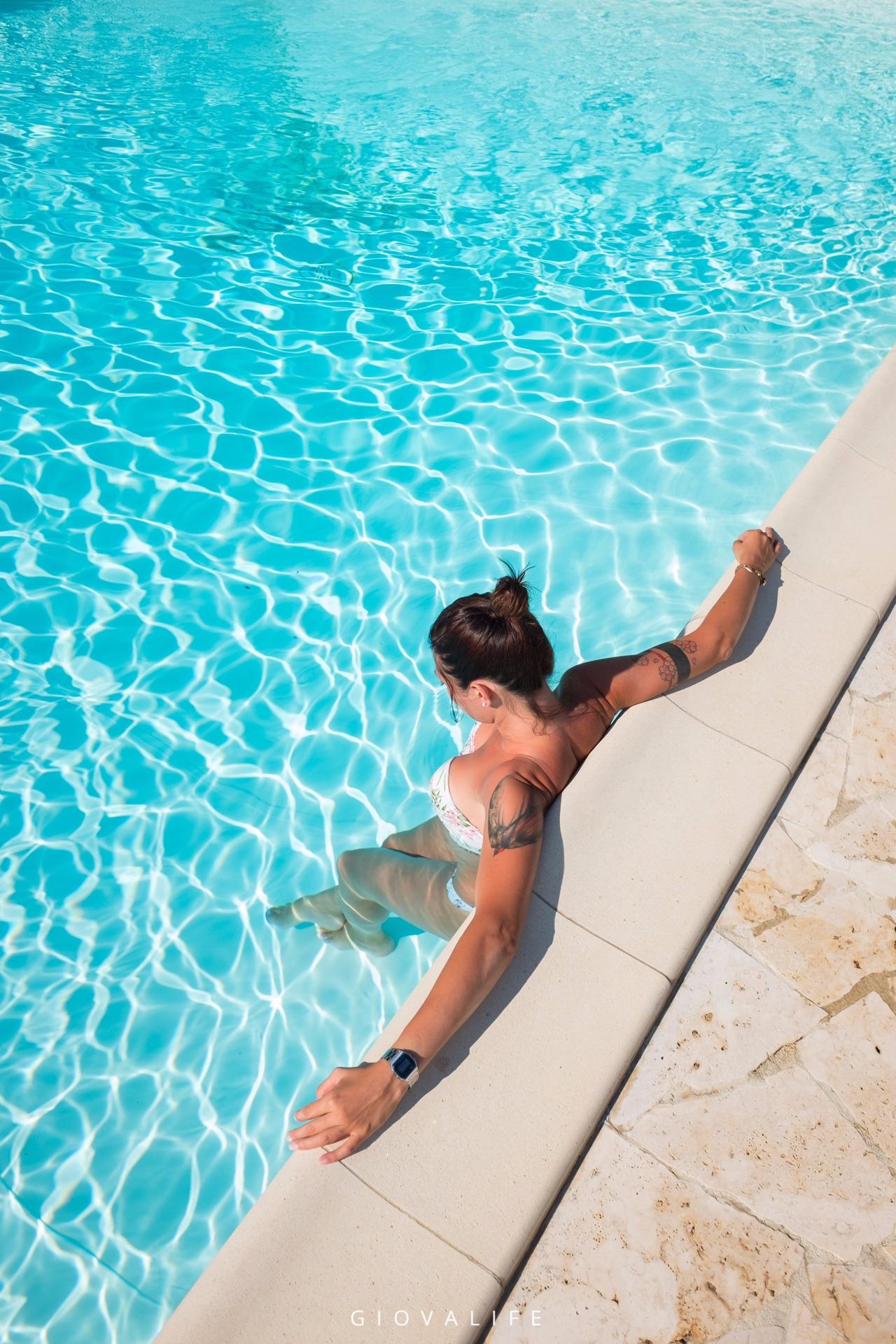 Ang Swimming pool Model: Angela - giovalife | ello