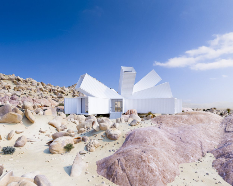 Joshua Tree Residence James Whi - palank | ello