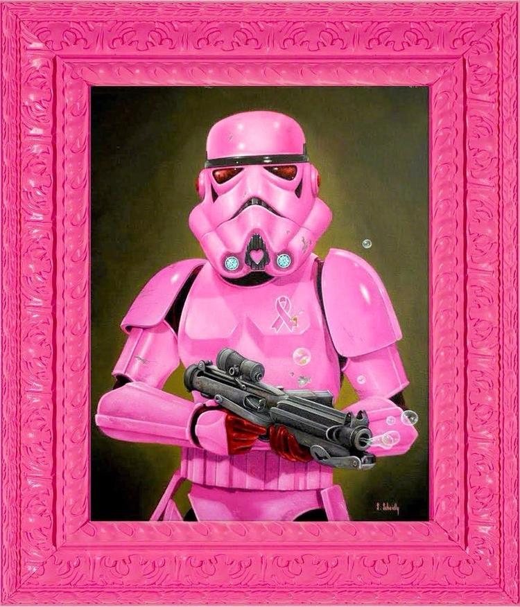 Love Trooper Scott Scheidly - artwxrk   ello