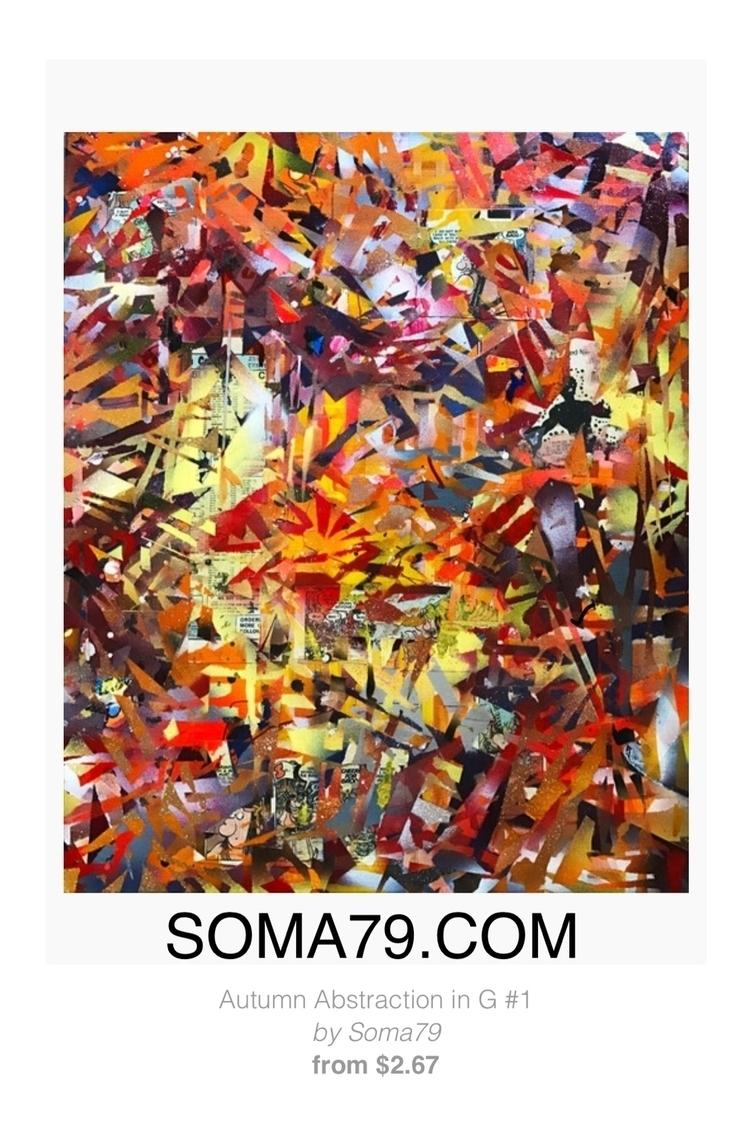 Prints original SOMA79.COM - art - soma79 | ello