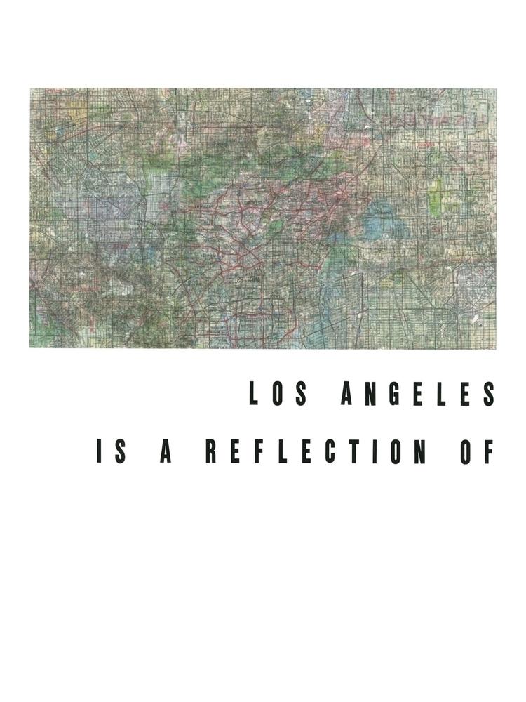 """LA"""" / Los Angeles. 2017. Road m - fmorison   ello"""
