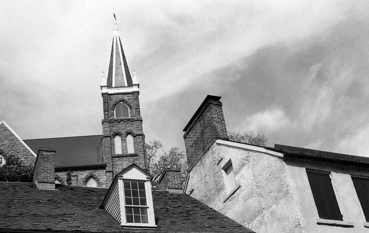 Harpers Ferry, WV - film, photography - flaneurity | ello