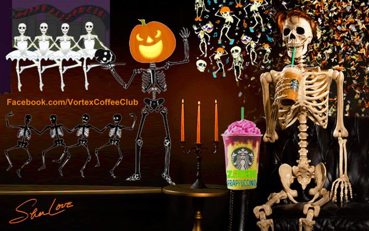 Zombie Frappuccino ~ Sher Love  - sherlove | ello
