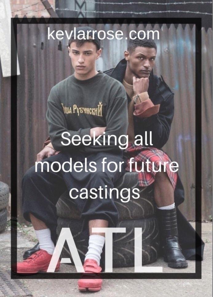 Calling Atlanta Models! submit  - kevlarrose | ello