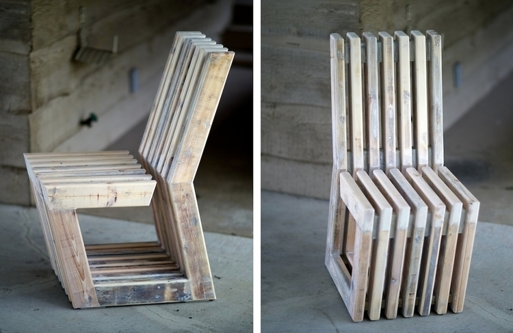 "Dirk ""Gap-Chair"" (Reclaimed sca - dirkmarwig 