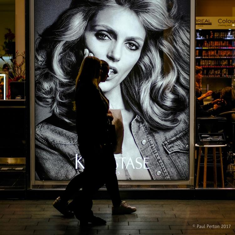 Late night shoppers, Stratford  - paulperton   ello