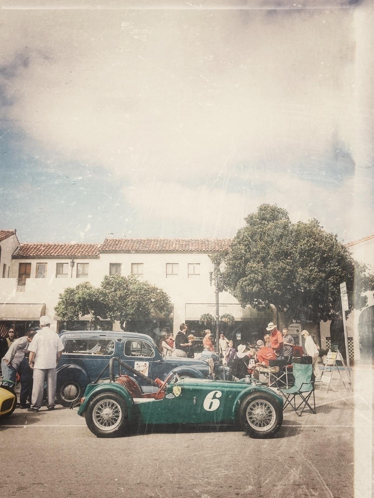 racecar, pacificgrove, california - tramod | ello