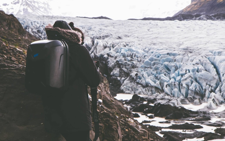 Glaciers - iceland, ice, canon, photographer - joanvillalon   ello