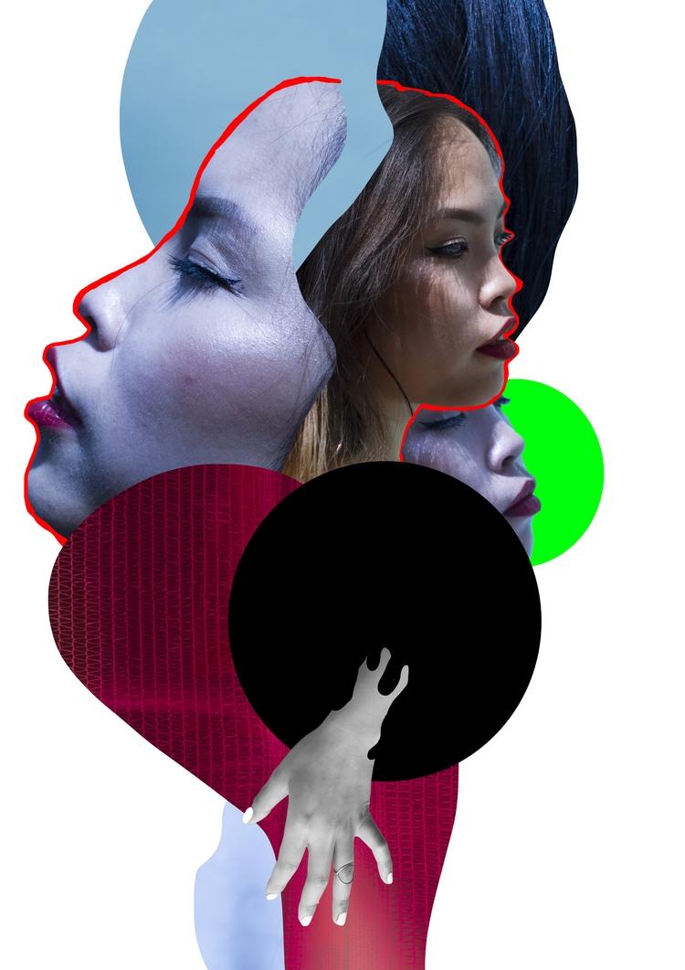 collage, digitalcollage, digitalart - jasminpelz | ello