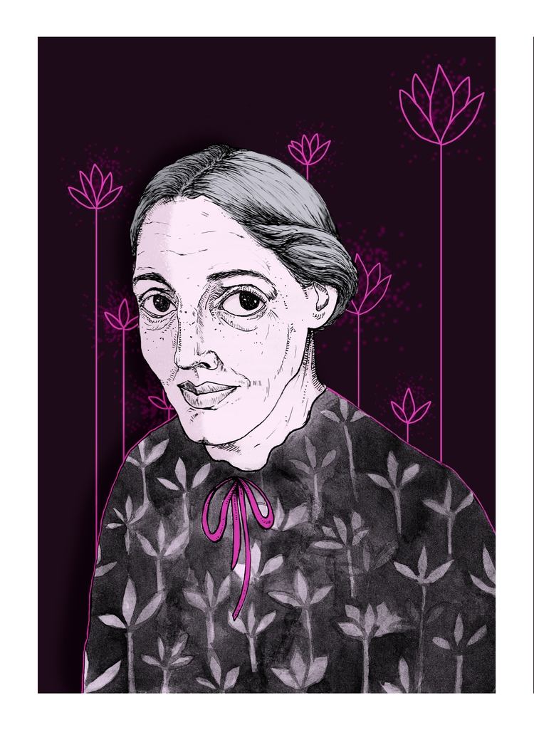 piece Women Literature series.  - acha | ello