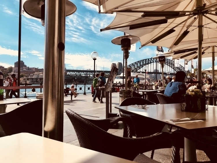 Lunch Sydney Harbour - photography - nicgreen_ | ello
