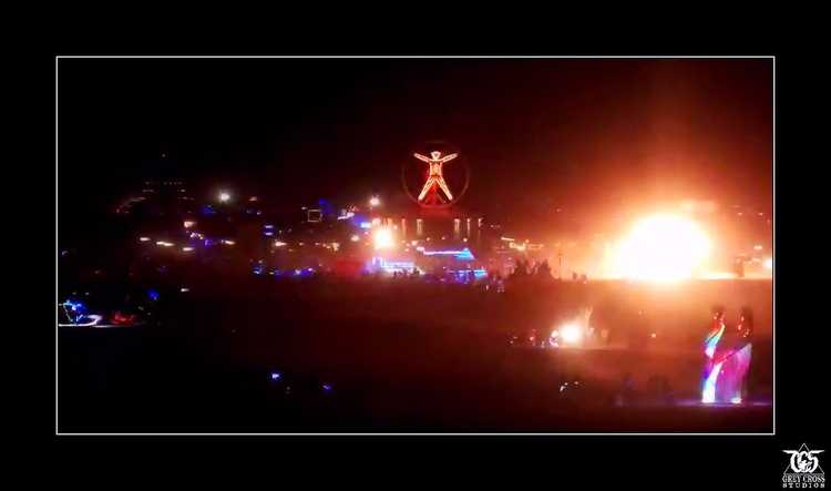 Burning Man 2016 Res Art Projec - greycrossstudios | ello