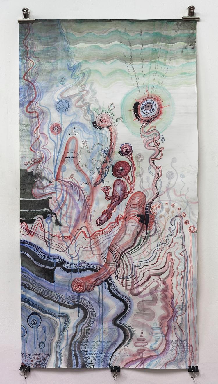 Orlando Bloom, 75cm 150cm, Aqua - kobaia-design | ello