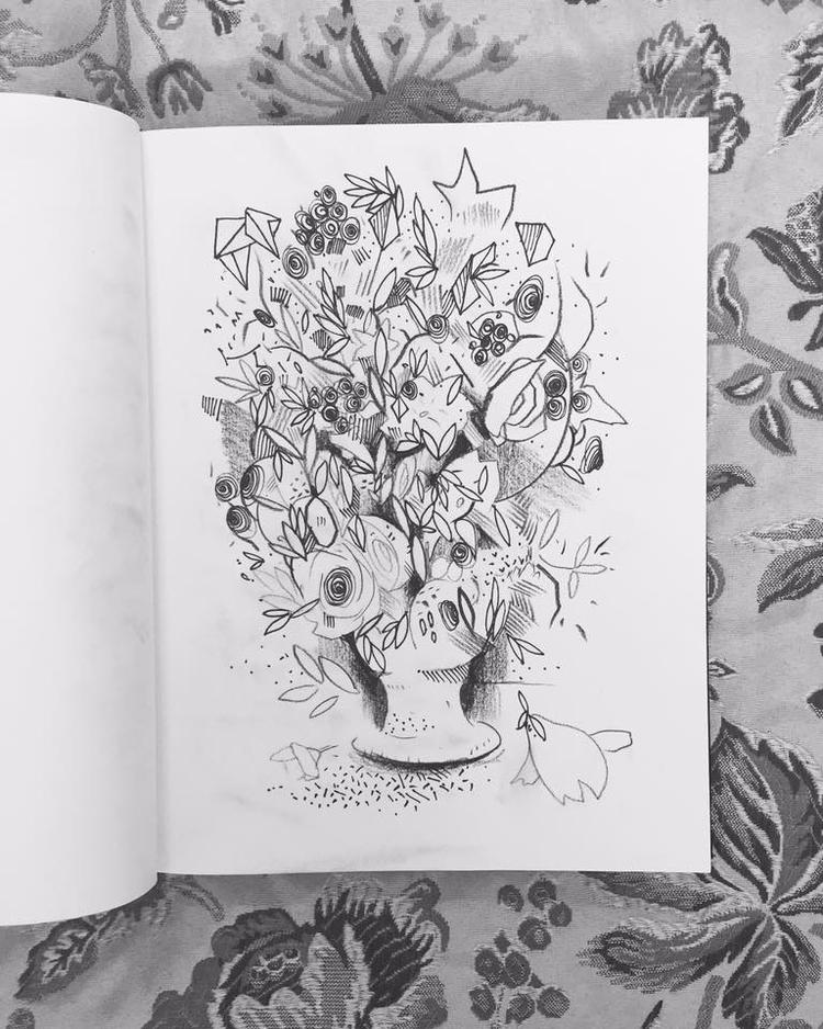 Pencil paper - ReepsOne, VisualArt - reepsone | ello
