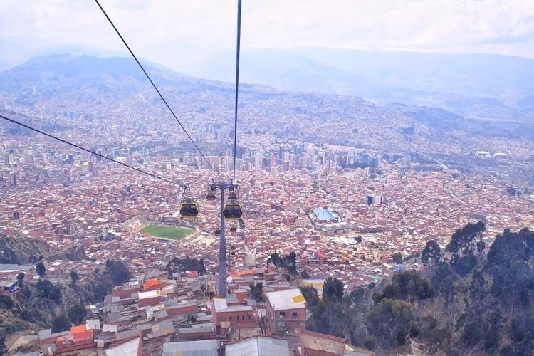 La Paz, Bolivien - weltfarben | ello