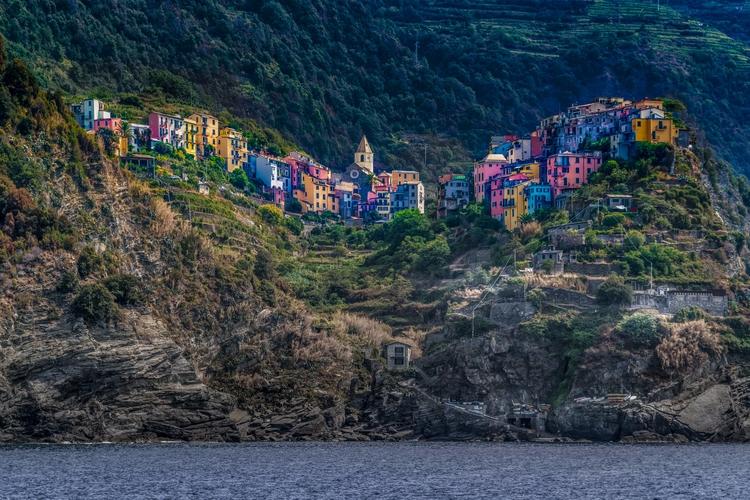 boat ride Cinque Terre - cinqueterre - rickschwartz | ello