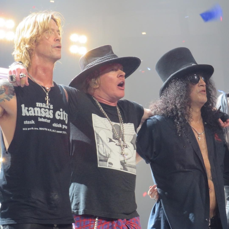 Guns Roses - XL Center, Hartfor - teamgunsnroses | ello