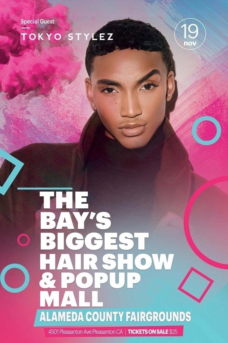 Celebrity Hair Stylist TokoyoSt - bayrockstudios | ello