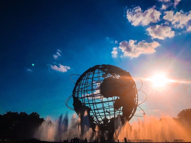 Flushing Meadows Park NYC Submi - cakebruh | ello