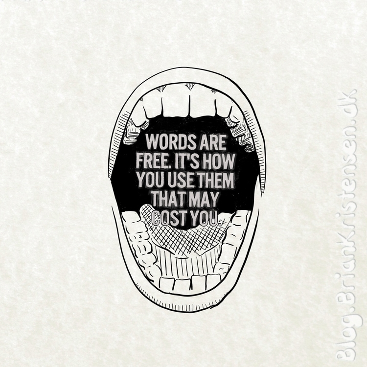 words, free, wisely - art2u | ello