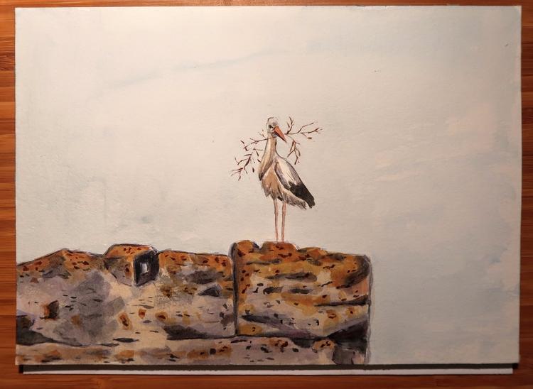 Souvenirs Challah - illustration - meriamk | ello