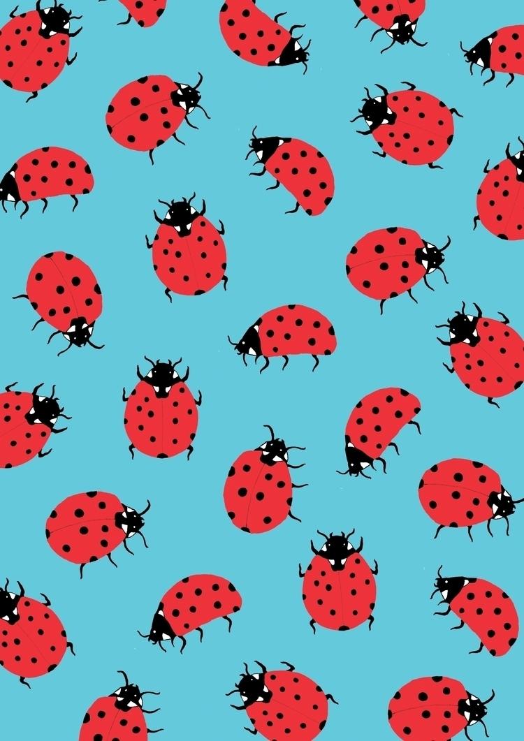 Ladybird Print - saif-9654 | ello