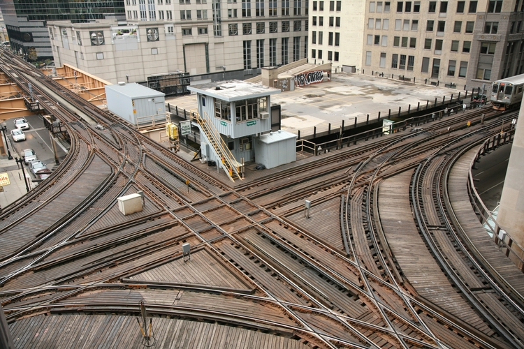 RailwayTracks - shingos | ello