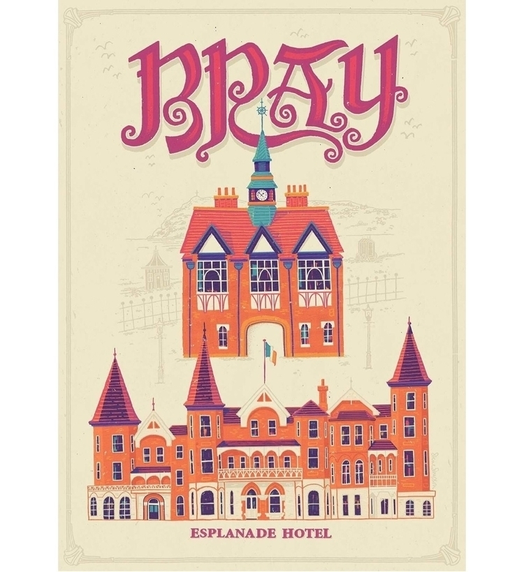 Bray (Irish: Bré, meaning hill - stevesimpson | ello