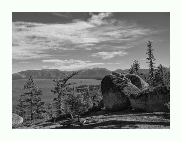 Lake Tahoe, CA - guillermoalvarez | ello
