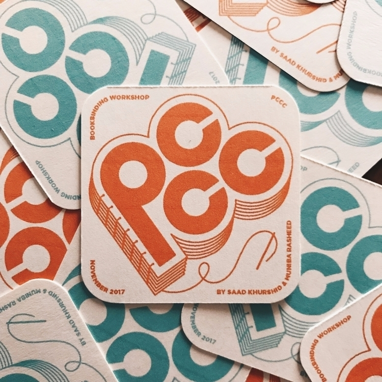 Bookbinding workshop— PCCC - graphicdesign - fwlk   ello
