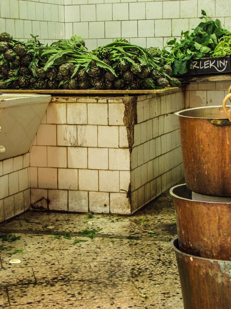 tasty world Sicilian street foo - restlessheartblog | ello