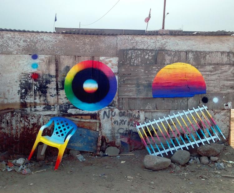 Desktop 2016 - xomatok, streetart - xomatok | ello
