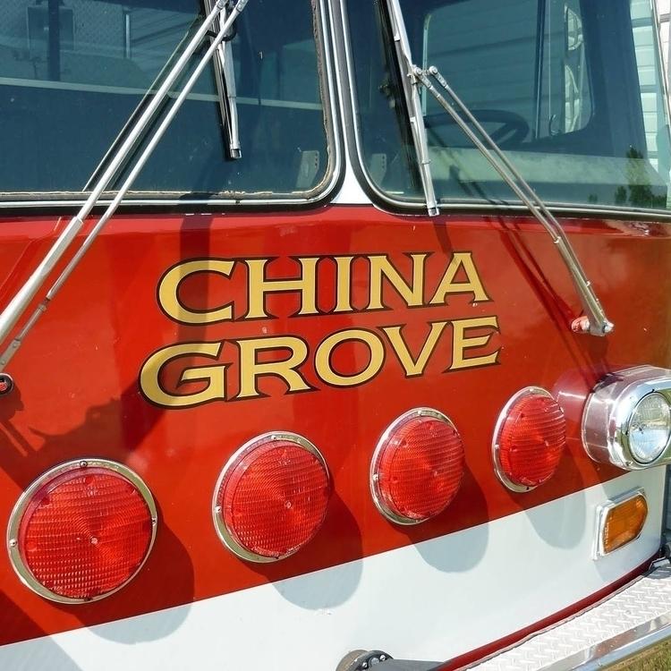 China Grove Fire Truck - etech18 | ello