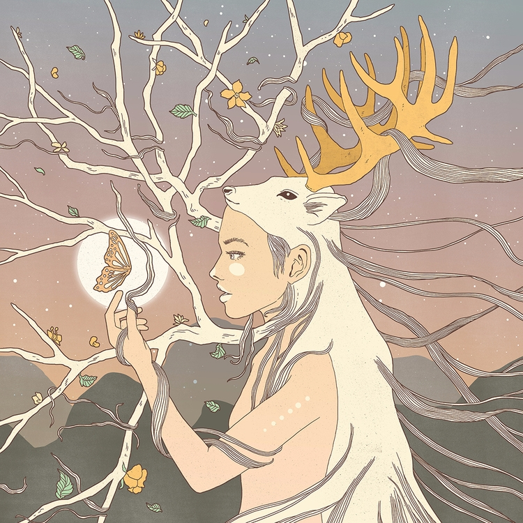 Dear Lost Memory - illustration - normanduenas | ello