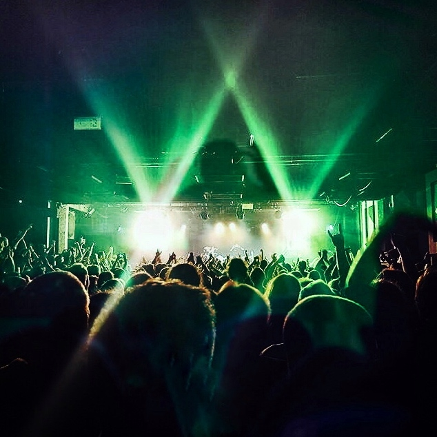 sold show Budapest night Igorrr - broken_note | ello