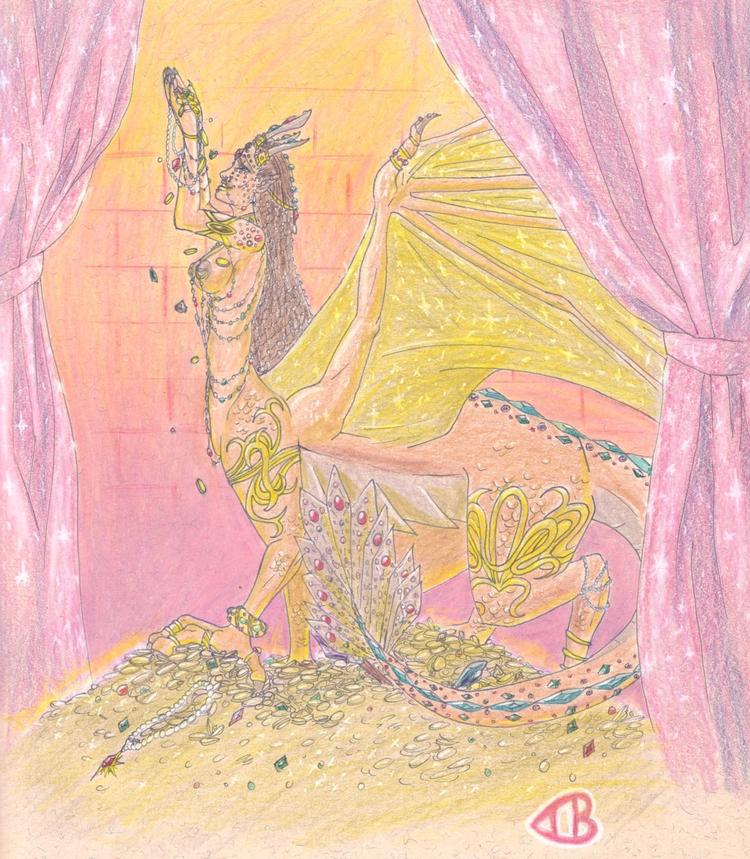 sexy dragon contest deviant art - lewdatic | ello