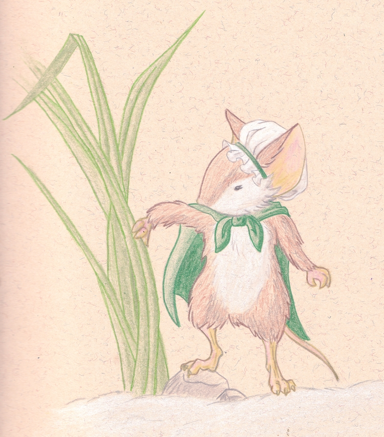 Mouse Guard pen paper game, cha - lewdatic | ello