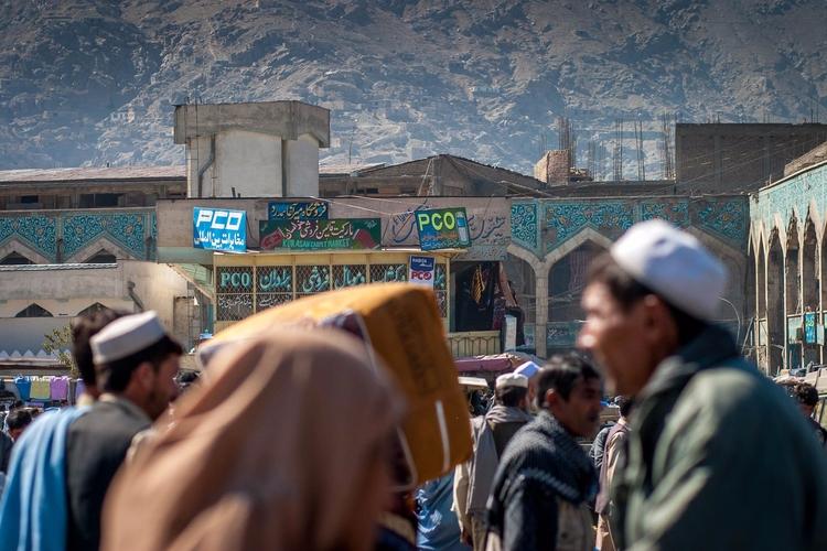 Kabul bazaar | Afghanistan 2004 - baljkasphoto | ello