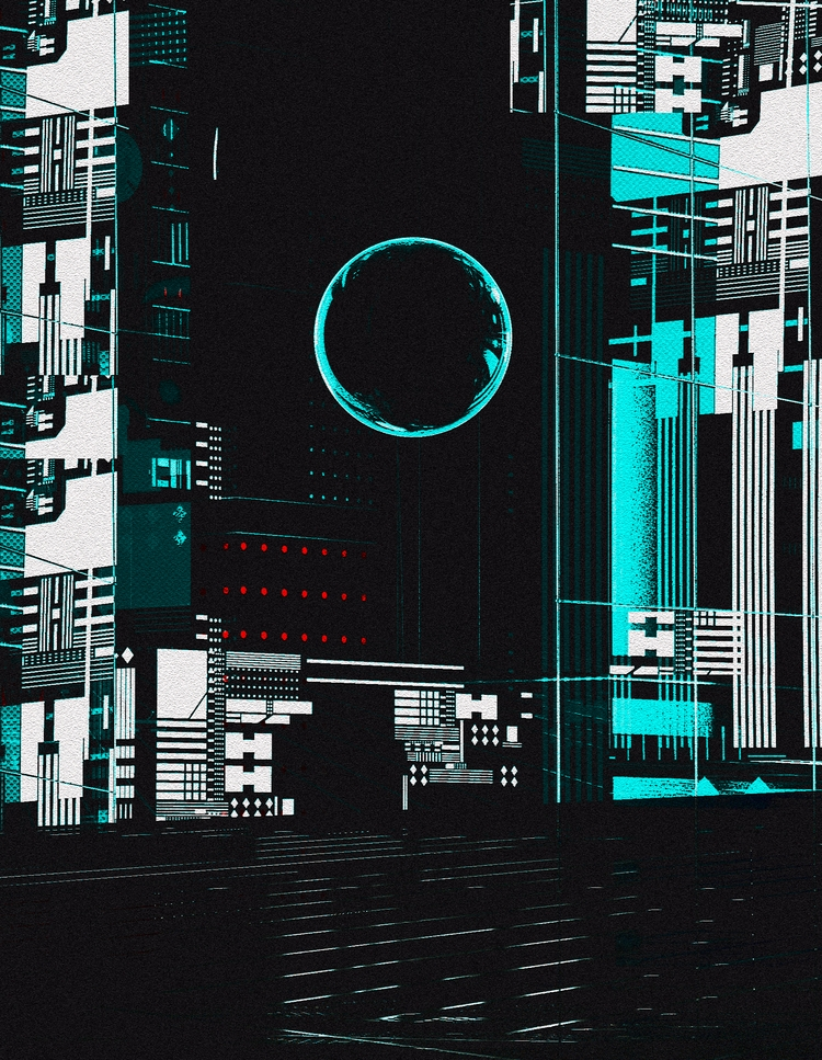 NEWLONDON// Day 799 - cinema4d, c4d - fvckrender | ello