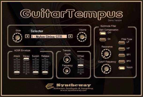 - GuitarTempus virtual guitar V - syntheway | ello