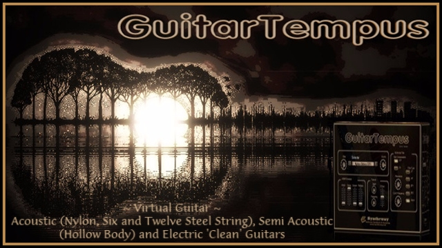 GuitarTempus Virtual Acoustic N - syntheway | ello