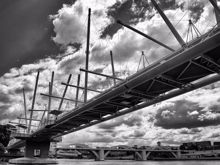 Bridges - brisbane, australia, bridges - daphot | ello